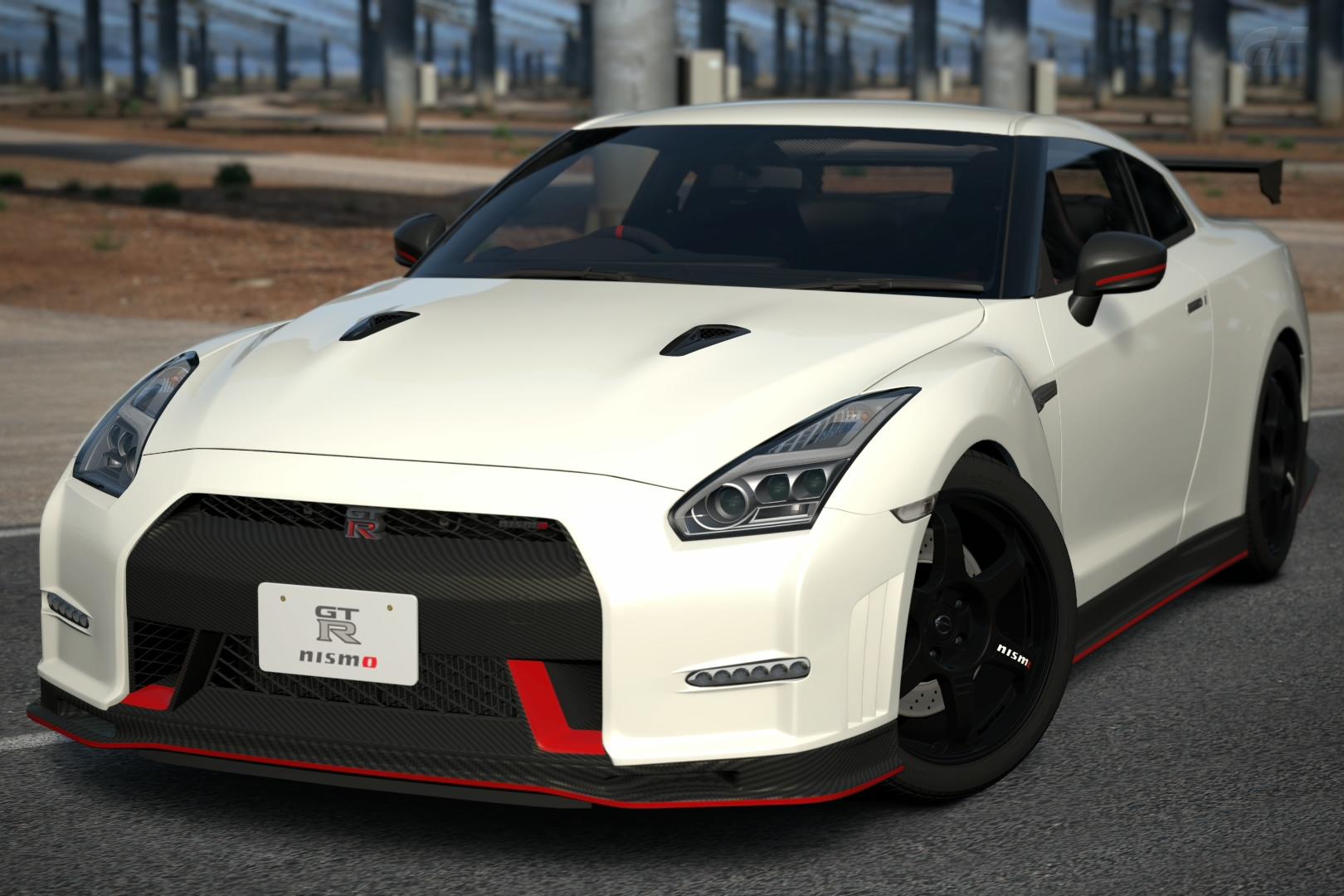 Nissan GT R NISMO U002714