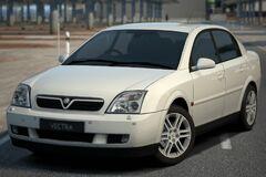 Vauxhall Vectra 3.2 V6 '03
