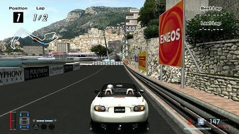Video - Gran Turismo 4 Mazda MX-5 Edition (SCUS-97483) PS2 Gameplay