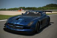 Mercedes-Benz SLS AMG GT3 15Th Anniversary Edition '11