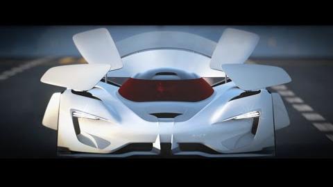 SRT Tomahawk Vision Gran Turismo- Unveiled