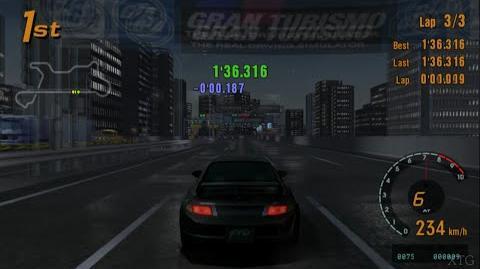 Gran Turismo 3 - Mitsubishi FTO GP Version R '97 PS2 Gameplay HD-1