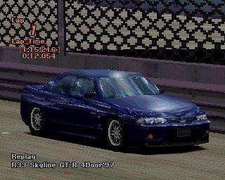 Nissan SKYLINE GT-R 4door (R33) '97 | Gran Turismo Wiki