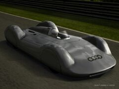 Auto Union V16 Type C Streamline '37 Revised