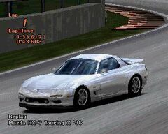 Mazda éfini RX-7 Touring X (FD) '96