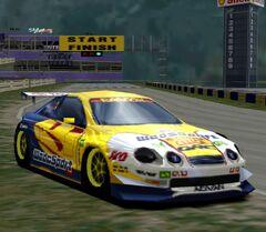 Toyota Weds Sport Celica GT (JGTC) '99