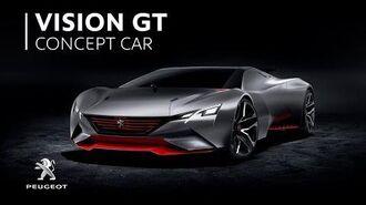 Trailer - Peugeot Vision GT