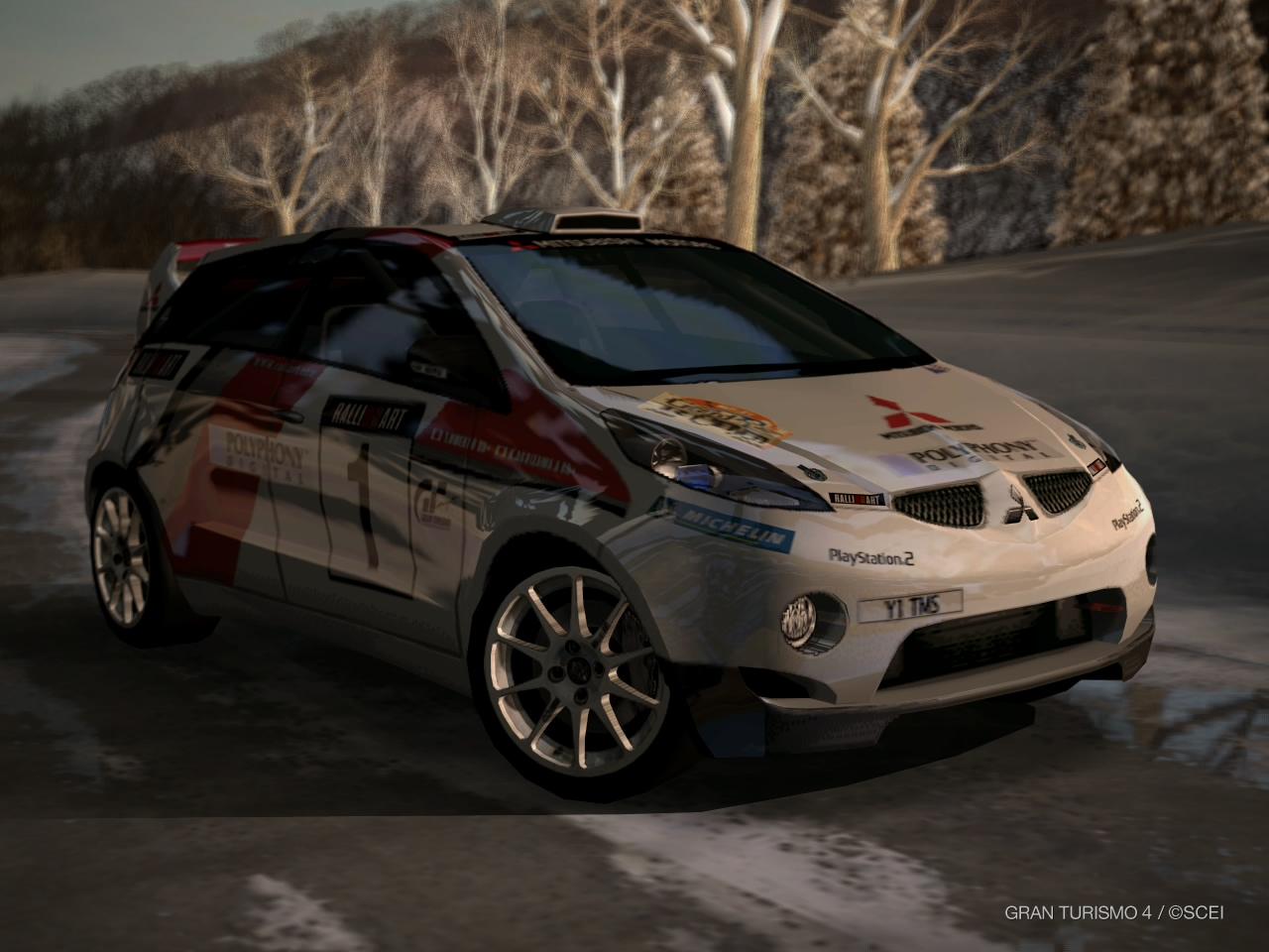 Mitsubishi CZ-3 Tarmac Rally Car   Gran Turismo Wiki   FANDOM ...