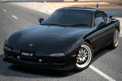 Mazda éfini RX-7 Type RZ (FD) '95