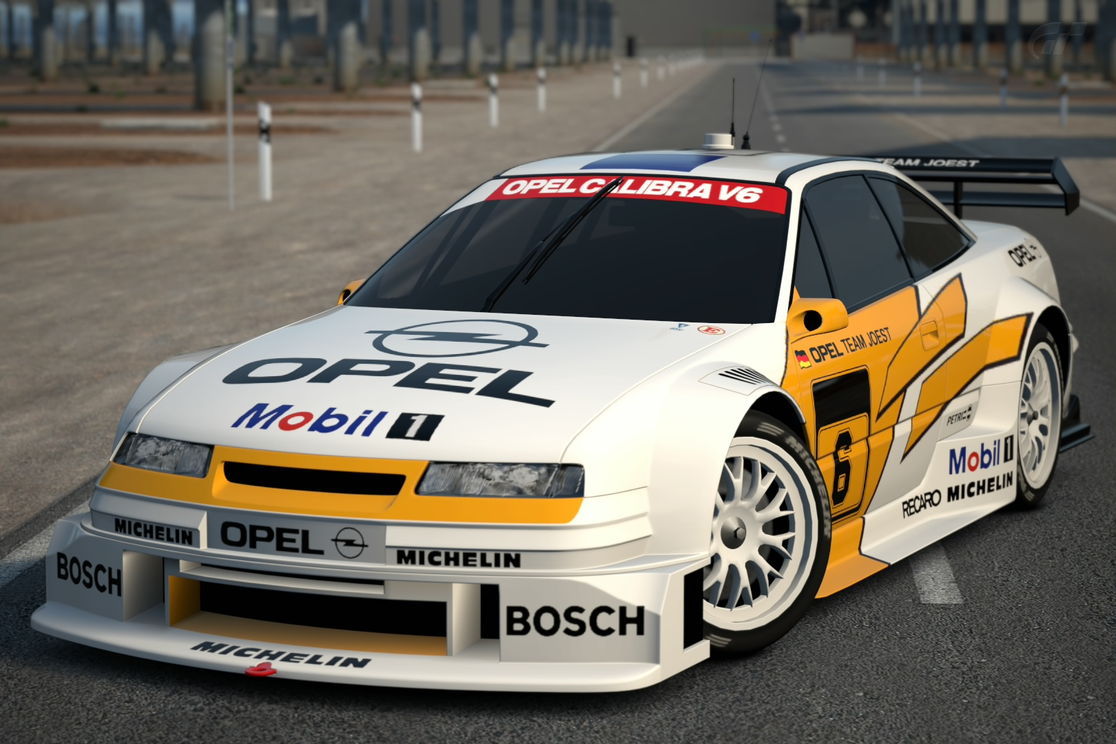 opel calibra touring car 39 94 gran turismo wiki fandom powered by wikia