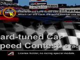 Hard-Tuned Car Speed Contest