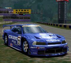 Nissan Calsonic Skyline GT-R GT (JGTC) '99