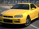 Nissan SKYLINE GT-R (R34) '99