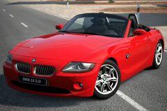 BMW Z4 '03 (Premium)