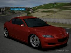 RX 8 Concept (Type-I) '01 Revised