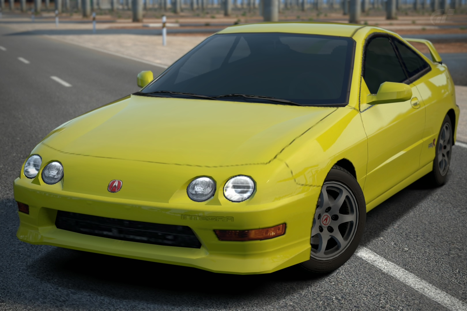 Acura Integra Type R 01 Gran Turismo Wiki Fandom Powered By Wikia 2000 Under Hood