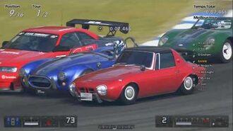 Gran Turismo 5 - Toyota SPORTS 800 '65 (HYBRID) PS3 Gameplay