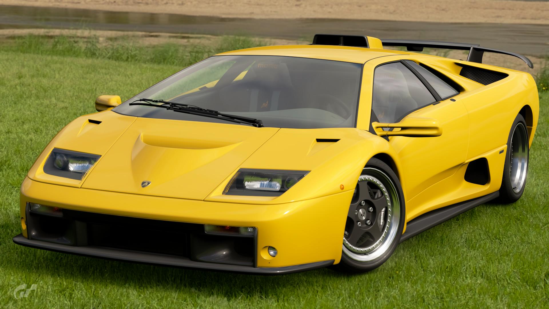 Lamborghini Diablo GT U002700