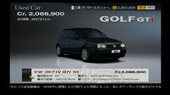 Volkswagen Golf IV GTI '01