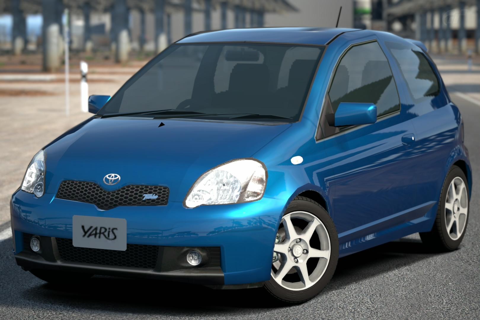 Toyota Yaris RS Turbo (J) '02 | Gran Turismo Wiki | FANDOM