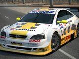 Vauxhall Astra Super Touring Car '00