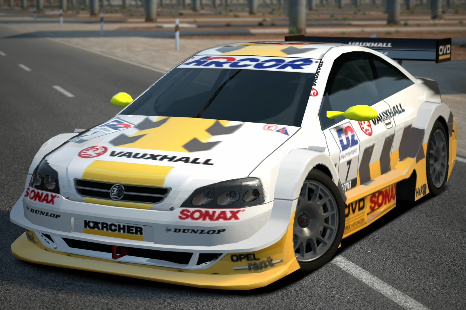 Vauxhall Astra Super Touring Car U002700