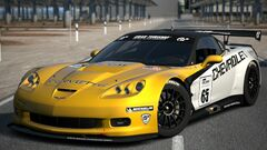 Chevrolet Corvette ZR1 (C6) RM '09
