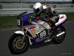 Honda NS400R RM
