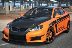 Lexus IS F CCS-R '11