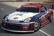Nissan Fairlady Z Concept LM Race Car (PS3)