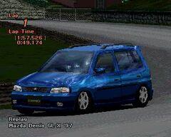 Mazda Demio GL-X '97