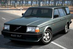 Volvo 240 GLT Estate '88