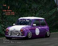 -R-MINI COOPER 1.3i '98