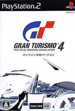 Gran Turismo 4 Online Cover