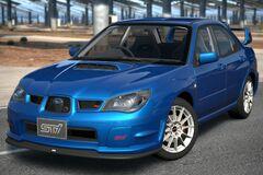 Subaru IMPREZA Sedan WRX STI spec C Type RA '05