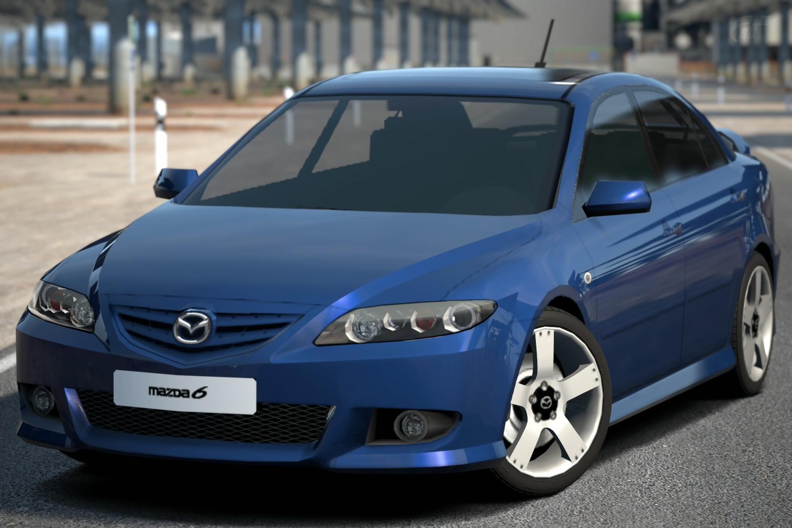 Mazda6 Concept 01 Gran Turismo Wiki Fandom Powered By