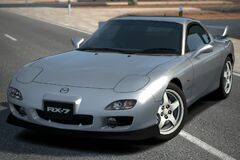 Mazda RX-7 Type RS (FD) '00