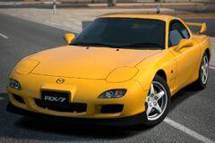 Mazda RX-7 Type R Bathurst R (FD) '01