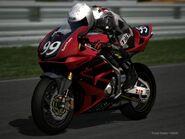 Honda CBR600RR RM