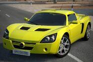 Opel Speedster Turbo '00 (GT6)