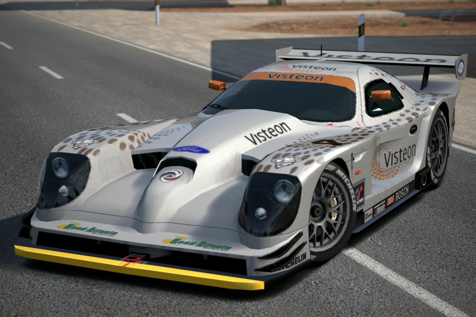 Panoz Esperante Gtr 1 Race Car 98