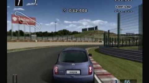 Gran Turismo 4, 617 of 708 cars 2003 Nissan Micra