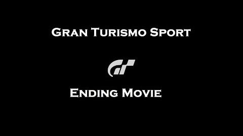 GT Sport Ending Credits Movie - HD - 1080P