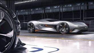 Jaguar - Designing the Vision Gran Turismo Coupé