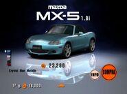 Mazda MX-5 1800 RS (NB, J) '00