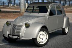 Citroën 2CV Type A '54