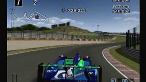 Gran Turismo 4, 620 of 708 cars 2003 Pescarolo Courage C60 Peugeot Race Car