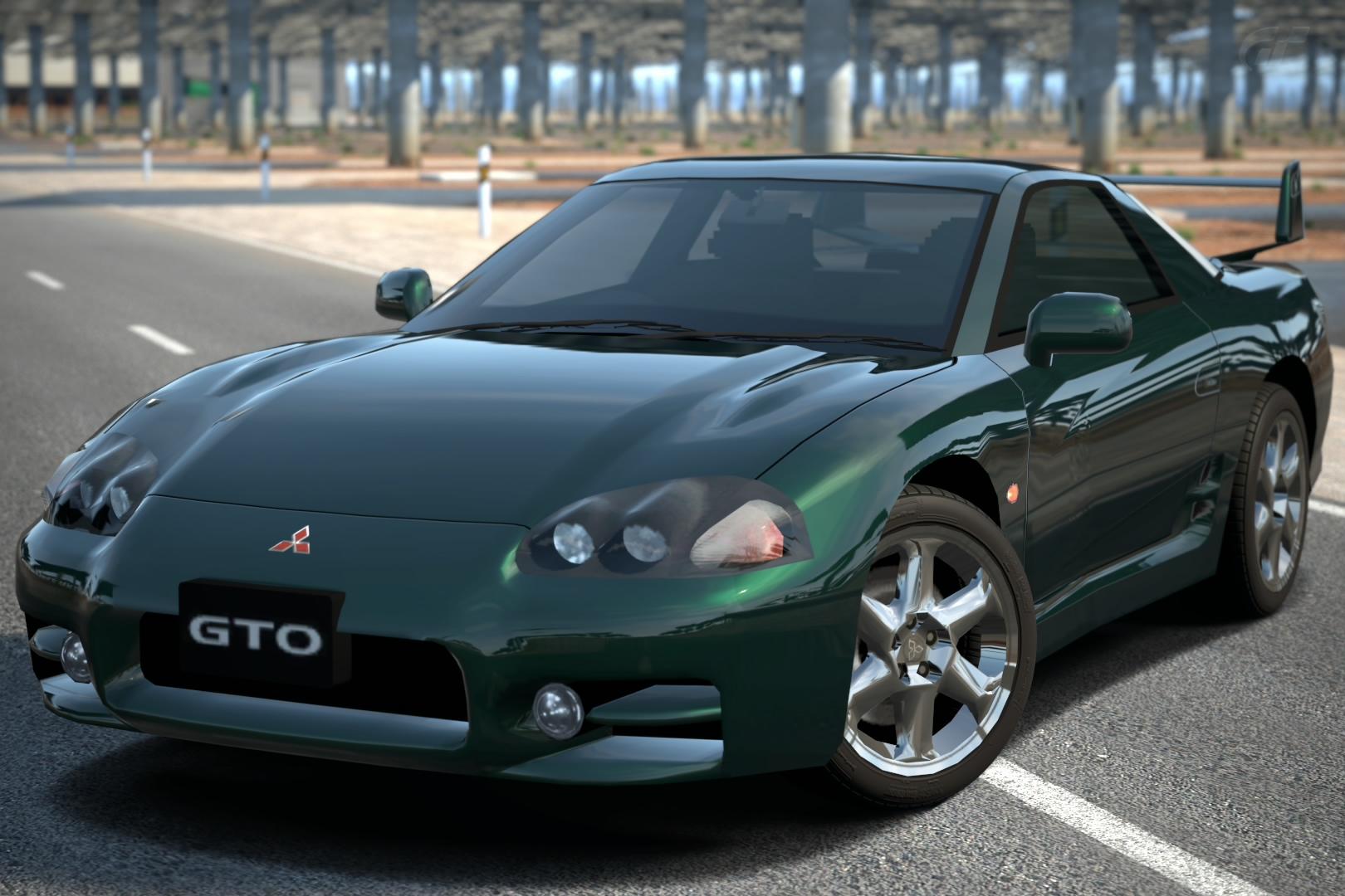 BMW Twin Turbo >> Mitsubishi GTO Twin Turbo '98 | Gran Turismo Wiki | Fandom