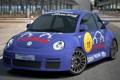 Volkswagen New Beetle Cup Car '00