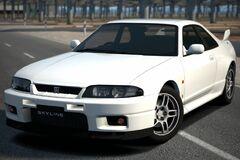 Nissan SKYLINE GT-R N1 (R33) '95